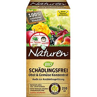 SUBSTRAL® Natural® Organic Pest-Free Fruit & Vegetable Concentrate, 250 ml