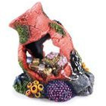 Classic For Pets Treasure Pot 110mm   6pcs (Fish , Decoration , Ornaments)