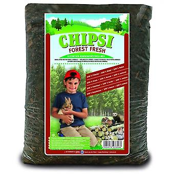 Chipsi Fresh Forest Chipsi 30l (Small pets , Birds , Bedding , Bedding & Litter)