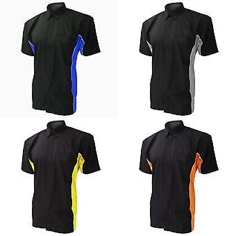 Gamegear Mens Sportsman Short Sleeve Shirt / Mens Sportswear