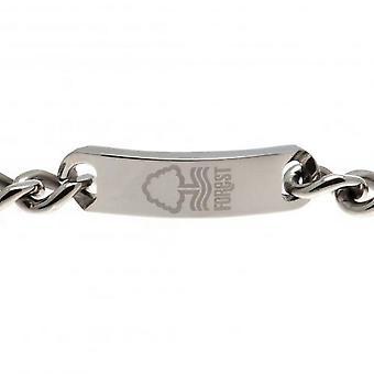 Nottingham Forest FC Chunky Bracelet