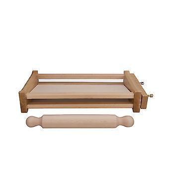 Eppicotispai Chitarra Nudelmaschine mit 32 cm Nudelstift