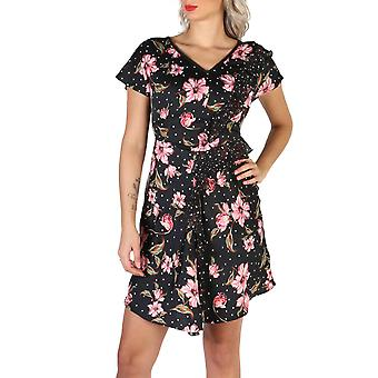 Guess Original Women Spring/Summer Dress - Black Color 56905