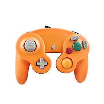 Contrôle de GameCube et Wii, orange clair