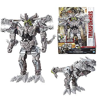 Transformers The Last Knight Knight Armor Turbo Changer Grimlock