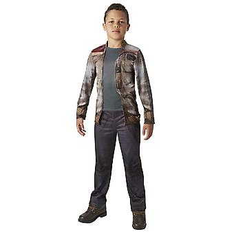 Star Wars Boys Force Awakens Finn Deluxe Costume