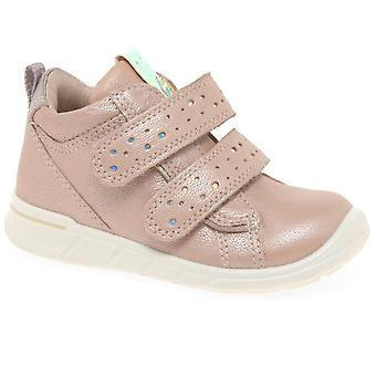 Ecco First H+L Girls Infant Boots