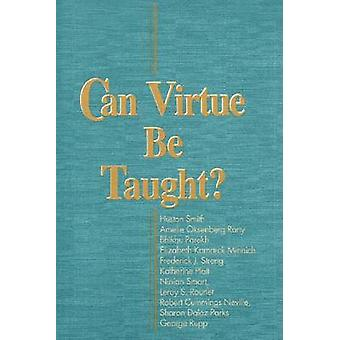 Can Virtue Be Taught by DarlingSmith & Barbara
