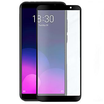 Protecteur d'écran mobile en verre tempéré Meizu M6t KSIX Extreme 2.5D