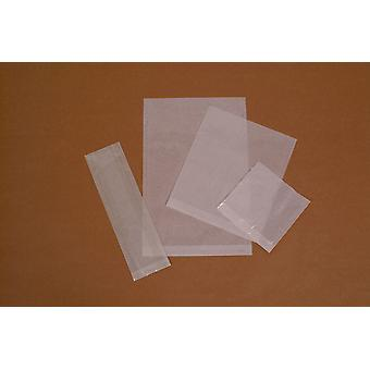 Weller Clear Film Fronted Paper Bags with Side Guesset