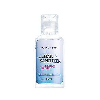 6 x 55ml Sanitizer Gel mit 70% Alkohol