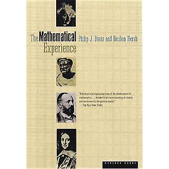 The Mathematical Experience by Philip J. Davis - 9780395929681 Book