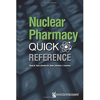 Nucleaire apotheek Quick Reference