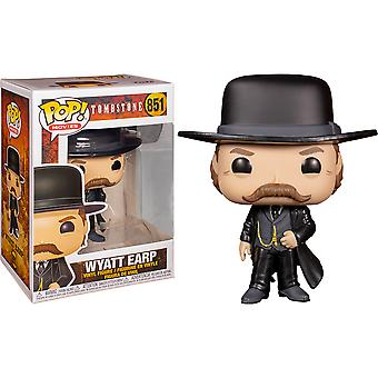 Tombstone Wyatt Earp Pop! Vinyl