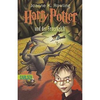 Harry Potter Und Der Feuerkelch by J. K. Rowling - 9783551354044 Book