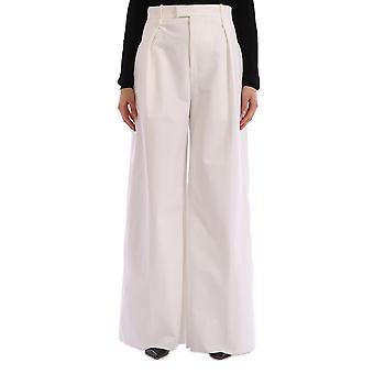 Bottega Veneta 600982vkj609122 Women's White Nylon Pants