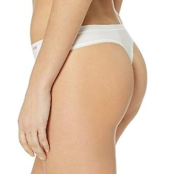 Le Mystere Women-apos;s Infinite Comfort Thong Panty, Pearl, L/XL