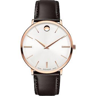 Movado 0607089 Ultra Slim Heren Horloge