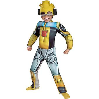 Bumblbee Rescue Bot Toddler Costume