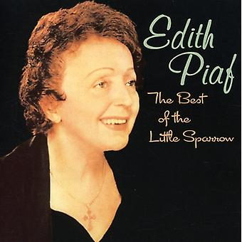 Edith Piaf - Best of the Little Sparrow [CD] USA import