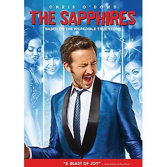 Sapphires [DVD] USA import