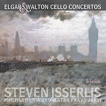 Elgar, E. / Isserlis, Steven / Jarvi, Paavo - Cello Concerto [CD] USA import