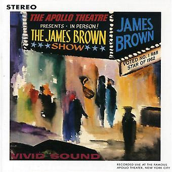 James Brown - Live at the Apollo 10/24/62 [CD] USA import
