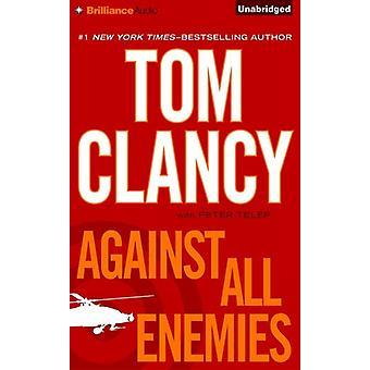 Clancy*Tom / Weber*Steven / Telep*Peter - Against All Enemies [CD] USA import