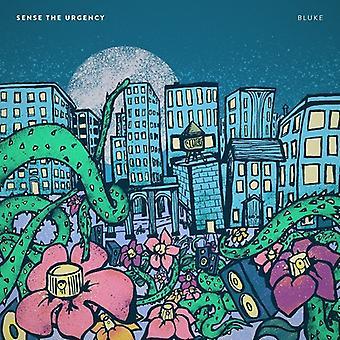 Sense The Urgency [CD] USA import