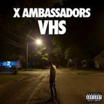 X les ambassadeurs - importation USA Vhs [CD]