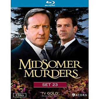 Midsomer Murders: Set 23 [BLU-RAY] USA import