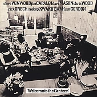 Traffic - Welcome to the Canteen [CD] USA import