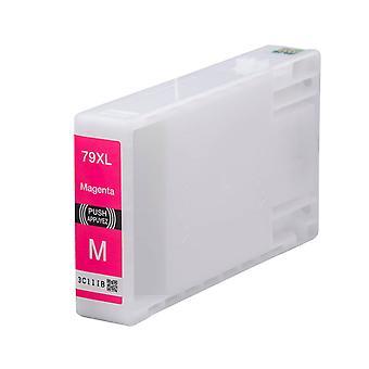RudyTwos Ersatz für Epson T7893 Tintenpatrone Cyan (Extra hoher Ertrag) kompatibel mit Workforce Pro WF5190, WF 5190, WF5600 Serie, WF-5600-Serie, WF5620, WF5620DWF, WF5690, WF5690DWF