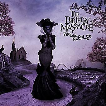 Birthday Massacre - Pins and Needles [Vinyl] USA import