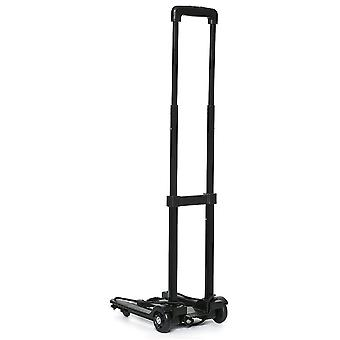Hi-Gear Folding Luggage Cart Natural