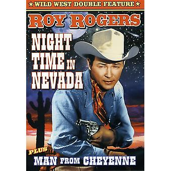Roy Rogers - Night Time in Nevada (1948)/Man From Cheyenne (194 [DVD] USA import