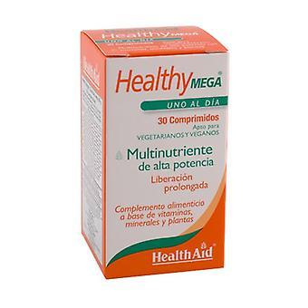 Healthy Mega 30 tablets