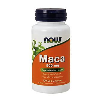 Andean Maca 500 mg 100 capsules