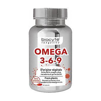 أوميغا 3 - 6 - 9 60 كبسولة