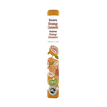 Orange Cinnamon Vegetal Incense 30 units