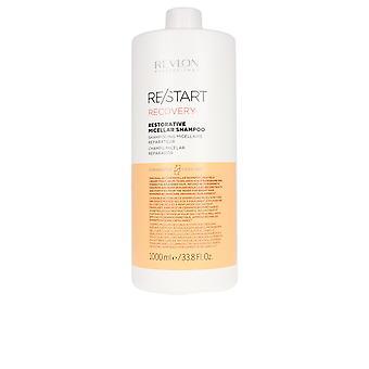 Revlon uudelleen alkaa Recovery korjaava Micellar Shampoo 1000 Ml Unisex