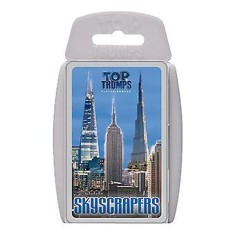 Skyscrapers Top Trumps Card Game