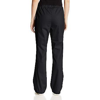 Cherokee Womenăs Workwear Core Stretch Streambring Cargo Scrubs Pant, Negru, X...