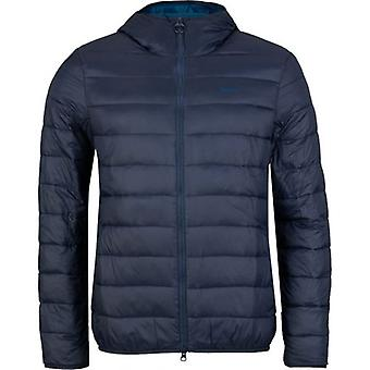 Barbour Benton Hooded Quilted Jacket