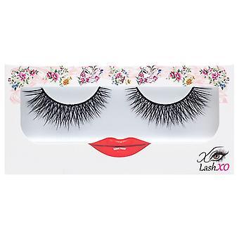 Lash XO Premium False Eyelashes - Jezebel - Natural yet Elongated Lashes