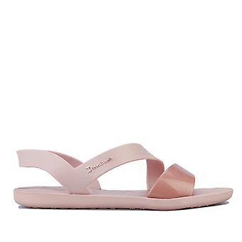 Kvinnor's Ipanema Vibe Sandaler i rosa