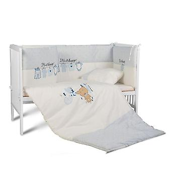 Cangaroo Bedding Set Dreams 3-tlg Cover Duvet 120 x 145 Pillow 35 x 45 cm