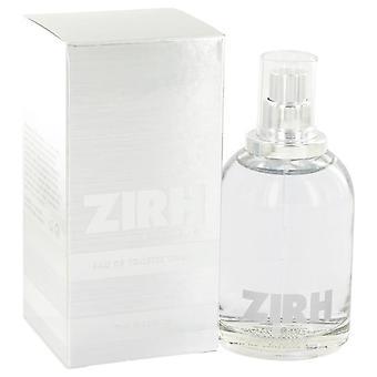 Zirh eau de toilette spray door zirh international 75 ml