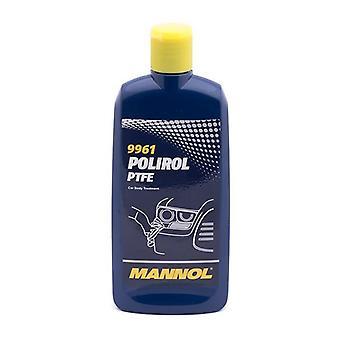 Mannol Polirol PTFE Car Polish Based on Carnauba Wax / Keeps Durable Shine 500ml