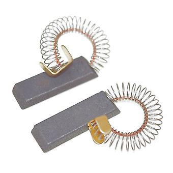 Non-Laminated GEC/GDA Compatible Motor Carbon Brush Inserts Pack of 2